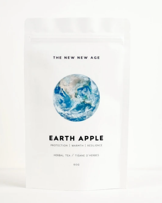EARTH APPLE // CHAMOMILE ELDERBERRY TEA
