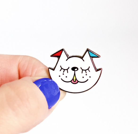 LITTLE PET PIN