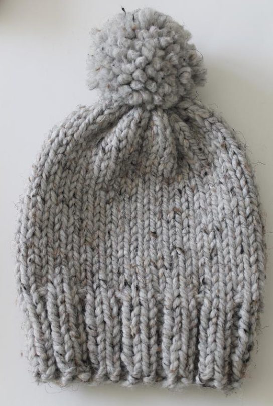 Various Hand-knit Toques