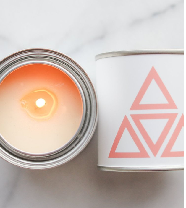 Candles (three scents)