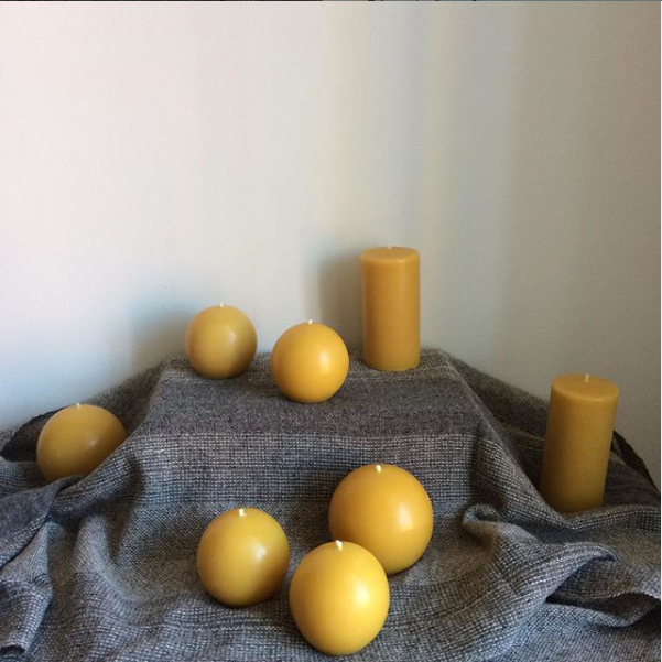 Beeswax Candles - various