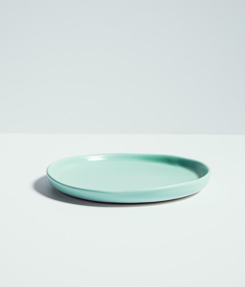 Porcelain Plates - Various Colours