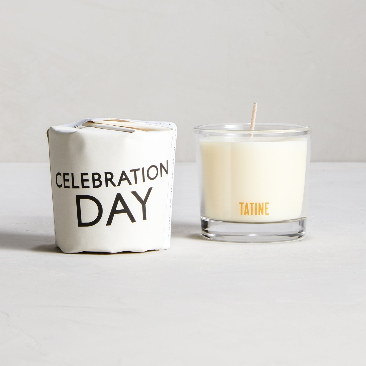 Tisane candle collection