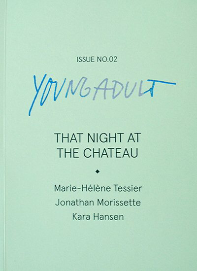 Young Adult Issue 2: That Night at the Chateau