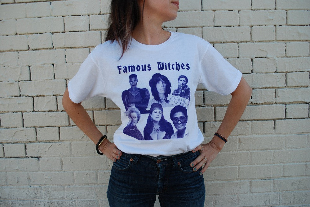 Famous Witches Tee
