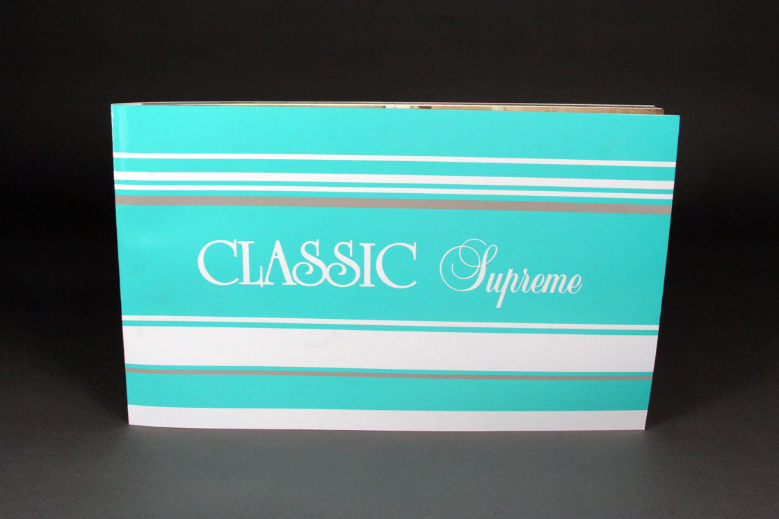 CLASSIC  SUPREME  by Christa Treadwell