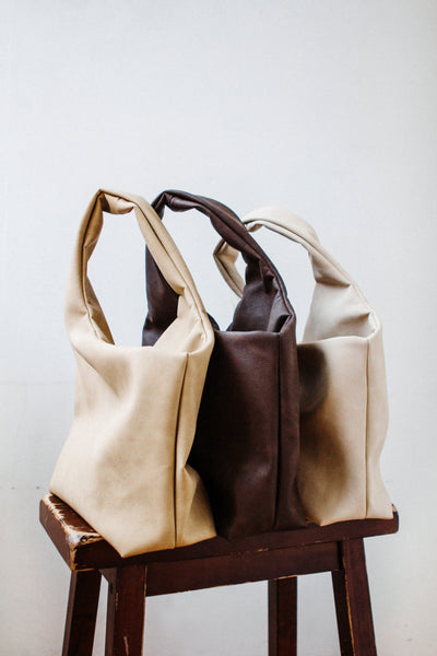 ELLY ARIF Noether Tote - Vegan Leather - various colours