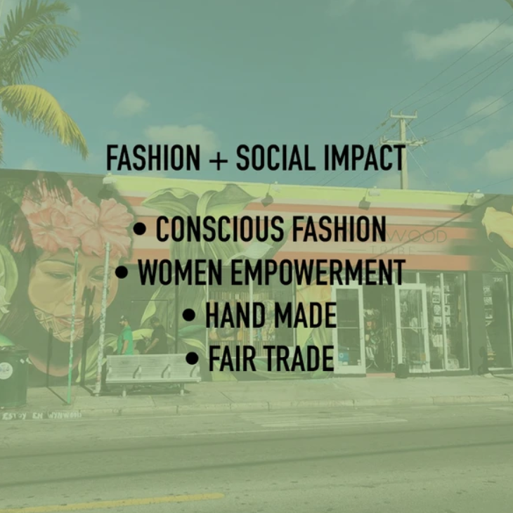 Fashion with a Social Mission