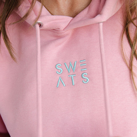 WOMENS - CANYON PINK - CLASSIC - HOODIE