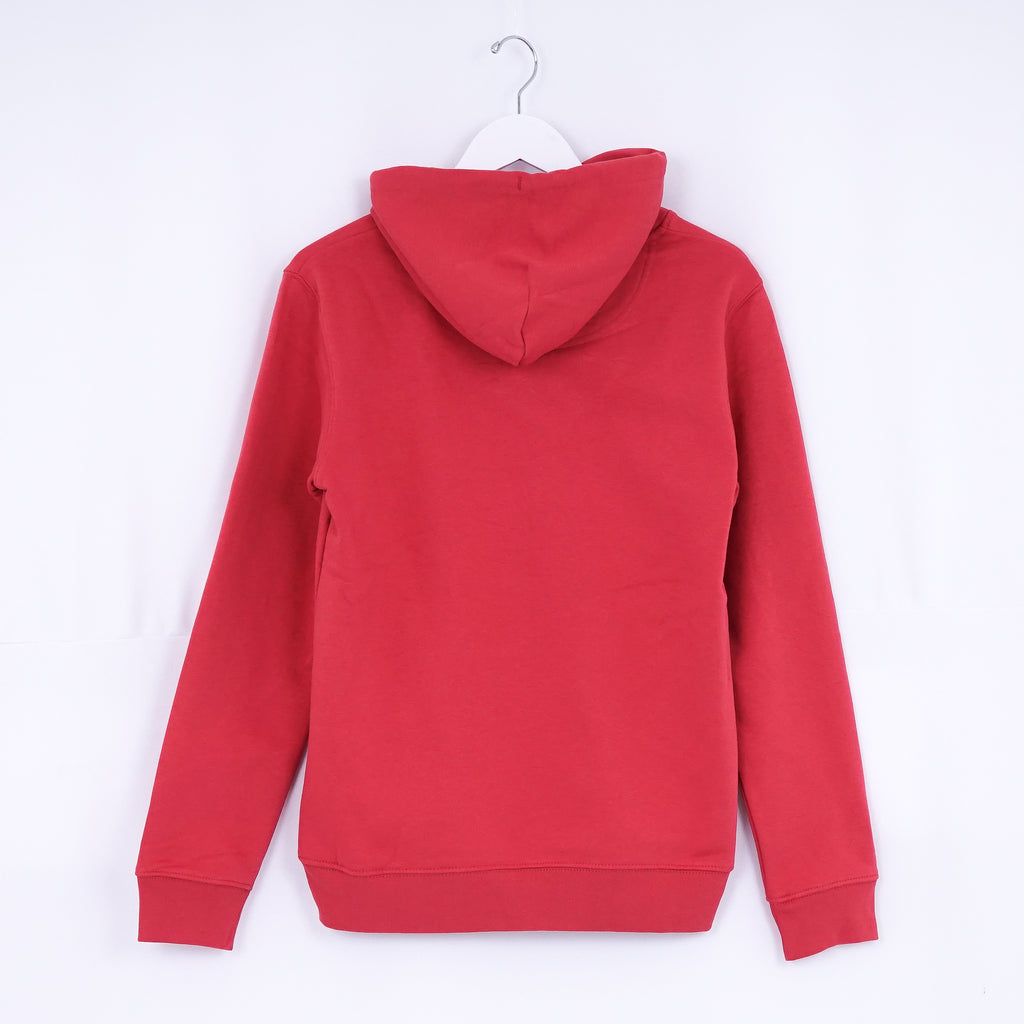WOMENS - CARMINE RED - ORIGINAL - HOODIE