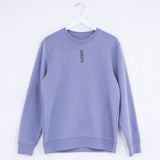MENS - LAVA GREY - VERTICAL - SWEATSHIRT