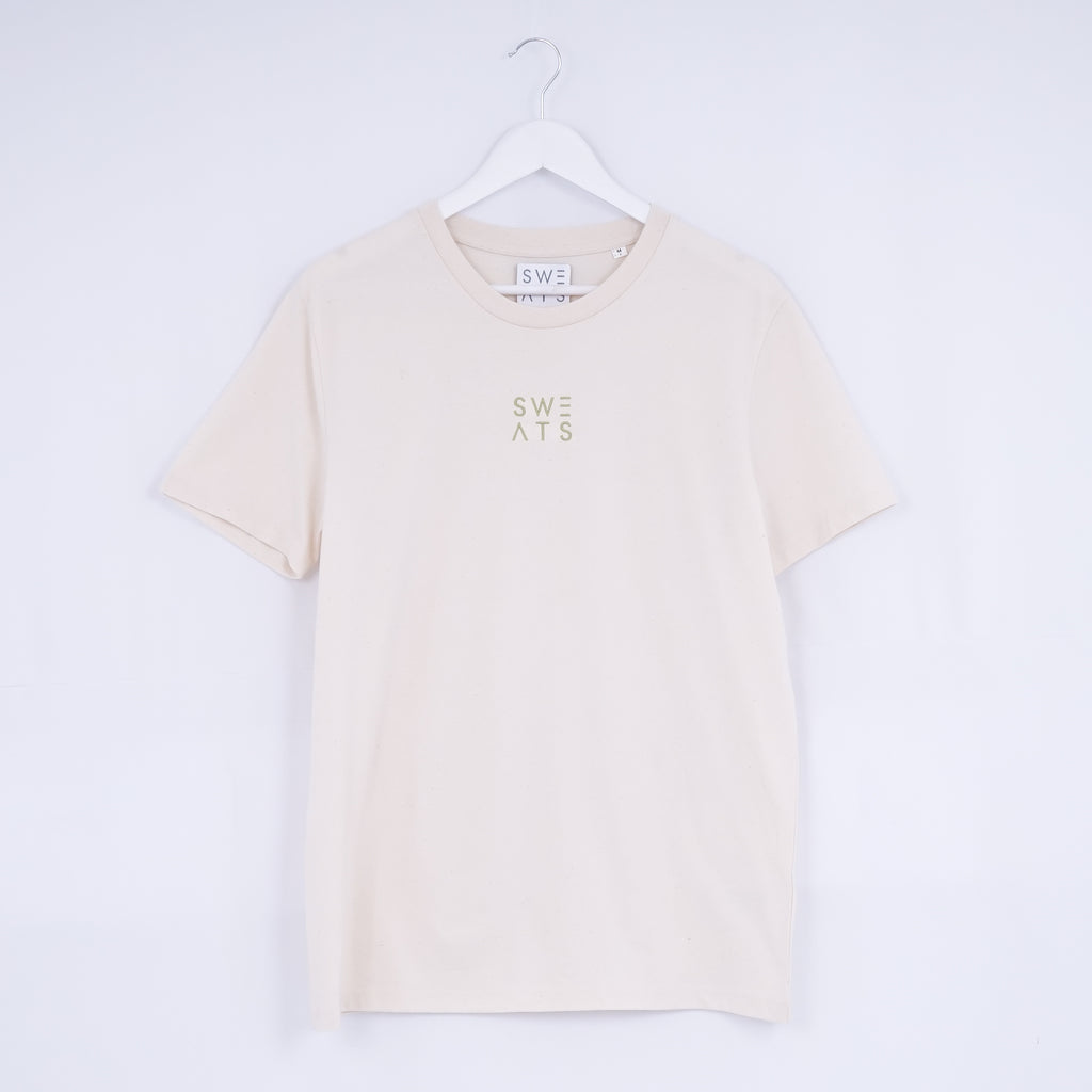 WOMENS - NATURAL RAW - CLASSIC - T-SHIRT