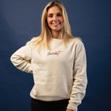 WOMENS - NATURAL RAW - ECO - SWEATSHIRT