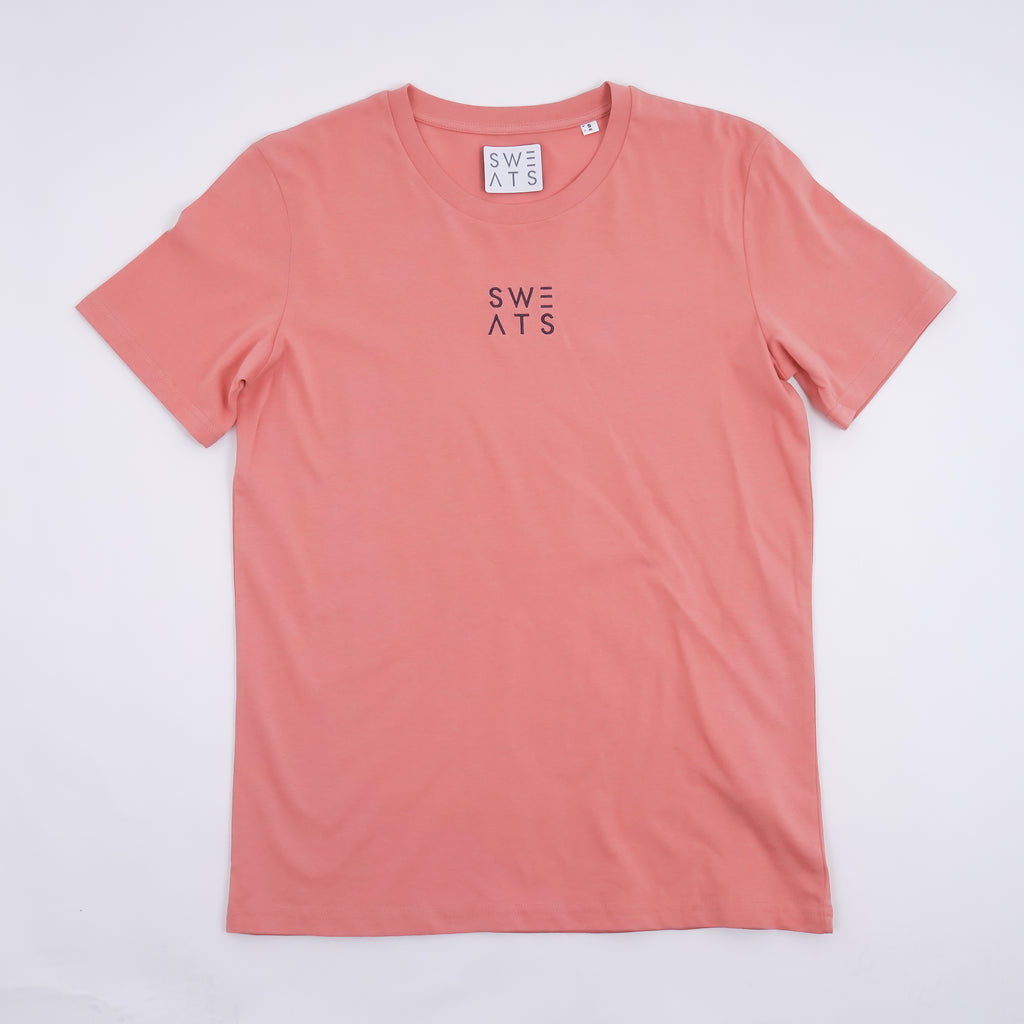 MENS - ROSE CLAY - CLASSIC - T-SHIRT