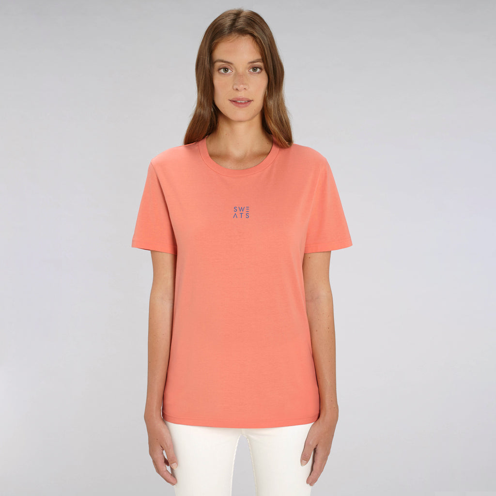 WOMENS - SUNSET ORANGE - CLASSIC - T-SHIRT