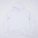 WOMENS - WHITE - OUTLINE 3D - HOODIE