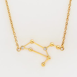 Constellations Goddess Necklace