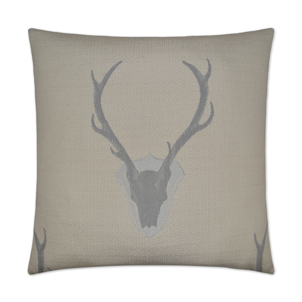 Uncle Buck Pillow Ivory