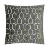 Crisanta Graphite Pillow
