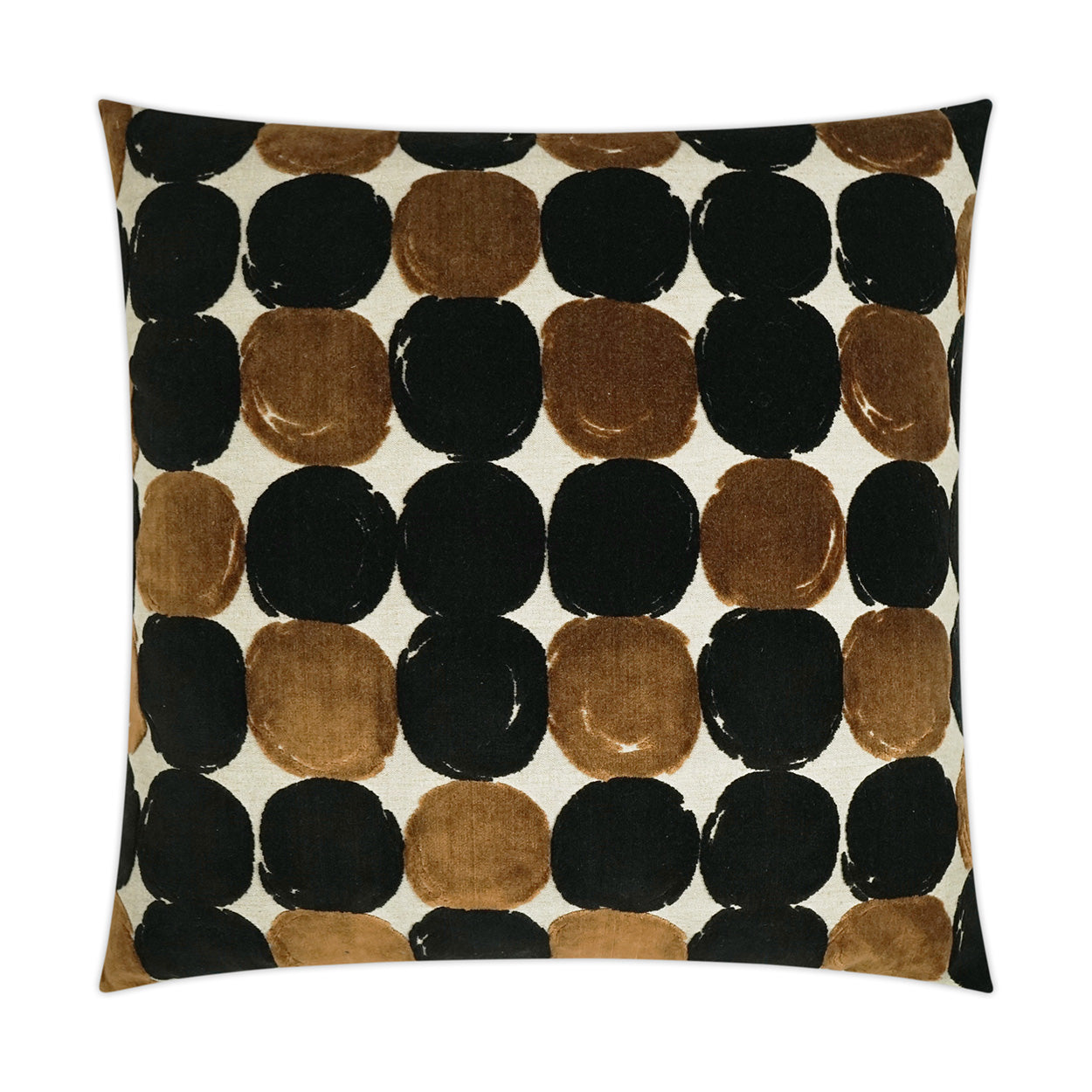 Hot Spot Bronze Pillow