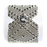 SG Liquid Metal Bracelet Diamond Shape