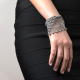 SG Liquid Metal Bracelet Chainmail