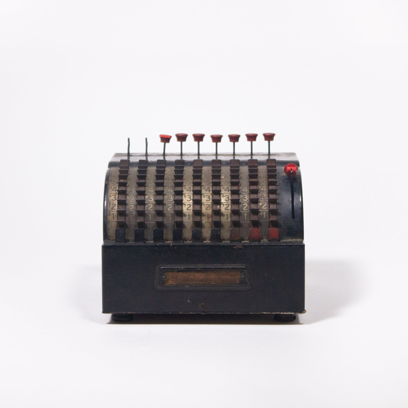 1921 Star Adding Machine