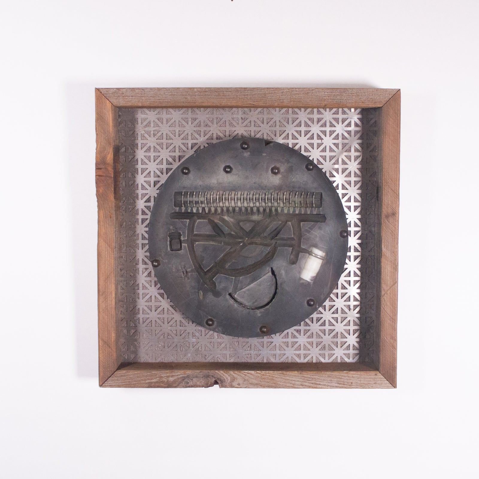 Jewelry Mold in Lightbox Frame