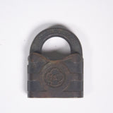Decorative Yale Padlock