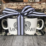 Bon Bon Mr Mrs Mug Set
