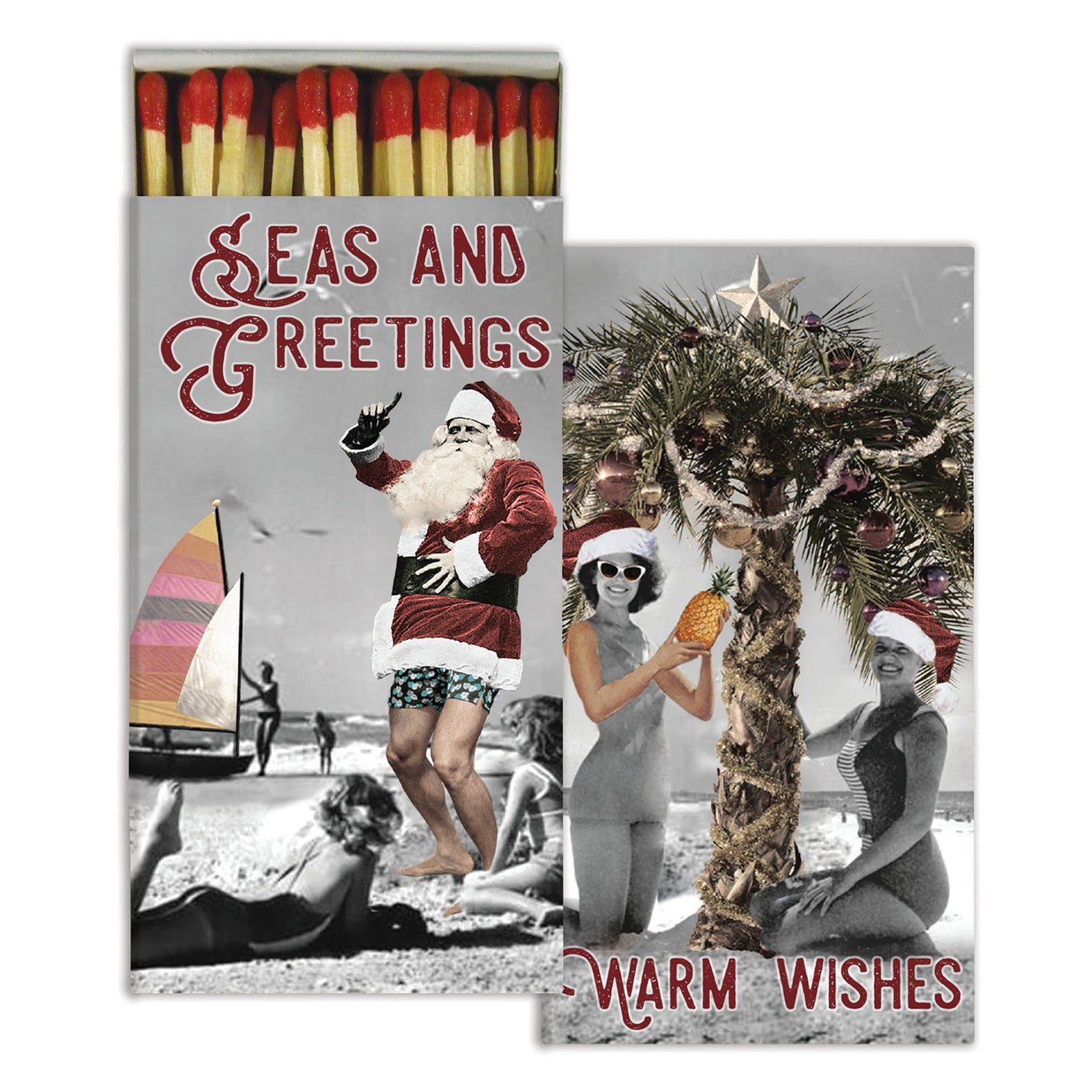 Seas and Greetings Matches