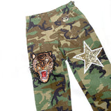 Camo Pants Tiger Star