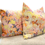 Hunt Slonem Floral Pink Yellow