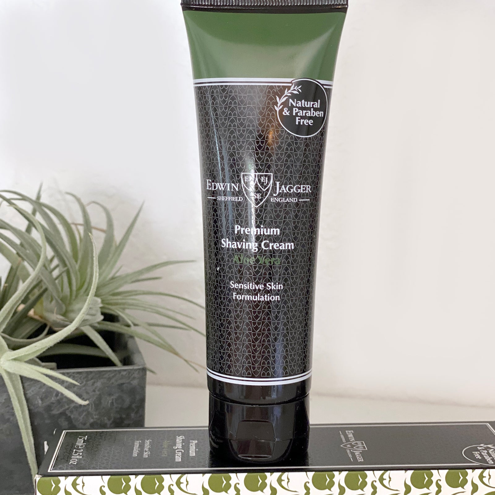 Natural Shaving Cream - Aloe Vera