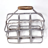 Milk Crate - Vintage French