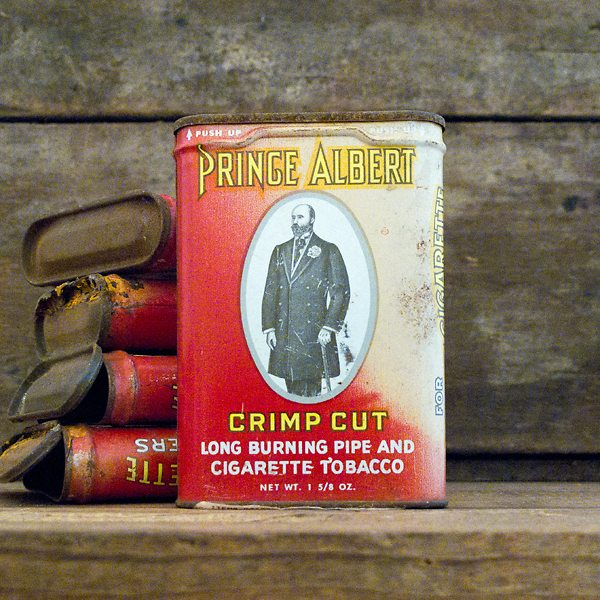 Prince Albert in a Can