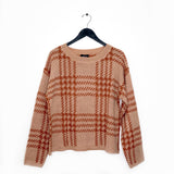 Sienna Printed Sweater