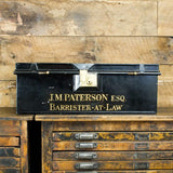 Barrister's Steel Trunk