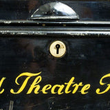 L'Odeon Theatre Steel Trunk