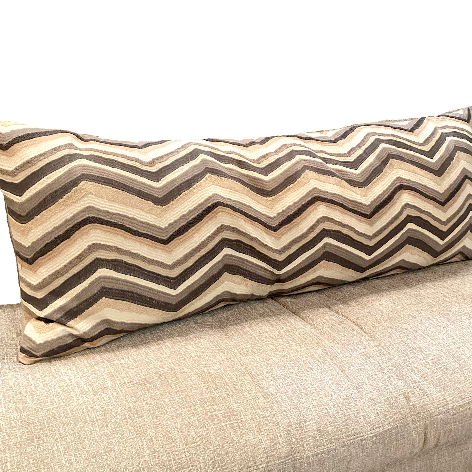 Shasta Neutral Lumbar Pillow