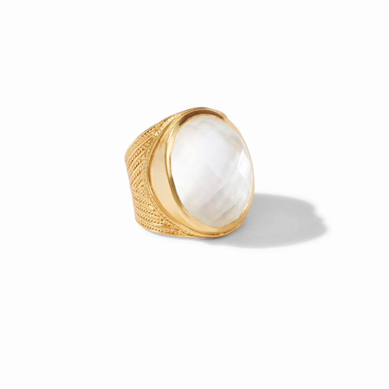 Verona Statement Ring - Crystal
