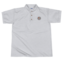 Load image into Gallery viewer, Slaughter Peninsula Posse Embroidered Polo Shirt