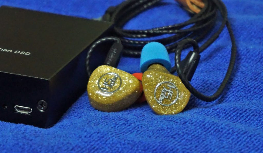 In Ear Monitors Review Hisenior T4 4Knowles BA Full spectrum