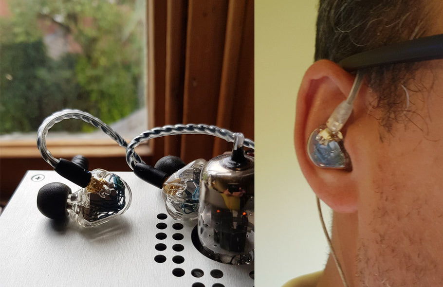 Hisenior Transparent B8 In ear monitors Head-fi review