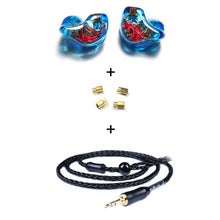 Load image into Gallery viewer, In Ear Monitors for Singers T8N Custom Molded with 8BAs