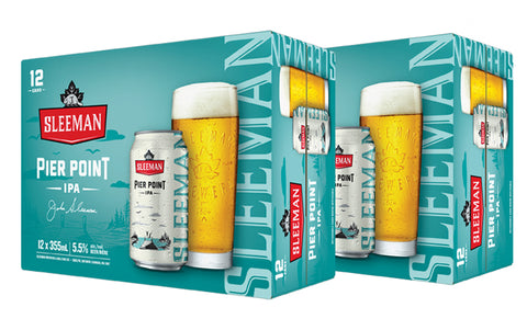 Sleeman Pier Point IPA