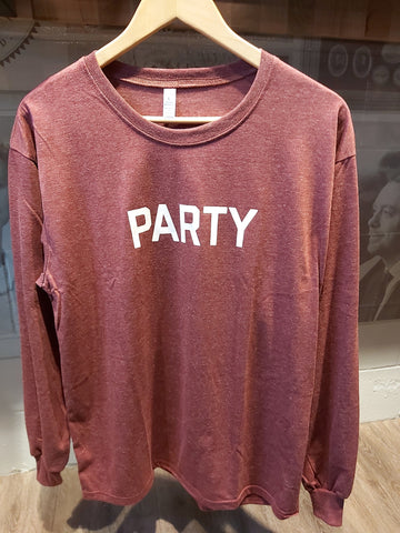 Sleeman Long Sleeve Promo T's