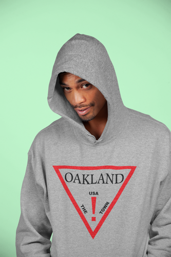 OAKLAND THE TOWN APPAREL (UNISEX)