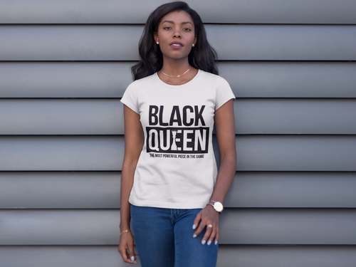 BLACK QUEEN CHESS