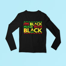 Load image into Gallery viewer, BLACK MIXED WITH BLACK APPAREL
